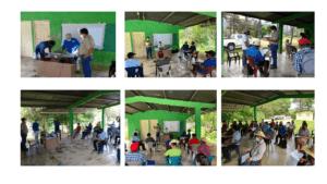 Secretaría de Asuntos Municipales coordinación de Veraguas realizó asistencia técnica a líderes comunitarios en la comarca Ngäbe-Buglé