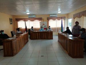 Enlace entre la Procuraduría de la Administración y los Municipios de Atalaya, Calobre y Cañazas, provincia de Veraguas