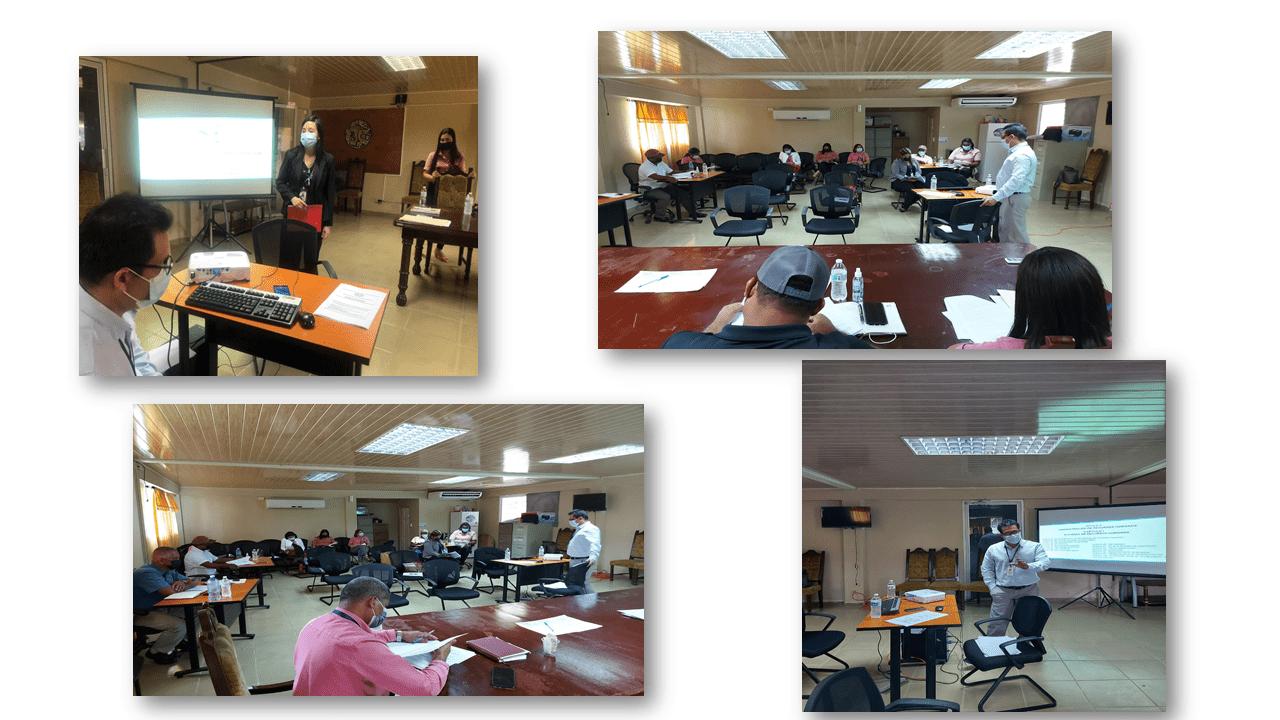 Secretaría de Asuntos Municipales en coordinación con las Secretarías Provinciales de Herrera y Veraguas realizan asistencia técnica