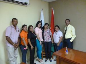 Lee más sobre el artículo Capacitación legal en el municipio de Alanje, Boquerón y Remedios.