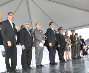Lee más sobre el artículo Procurador asiste a la ceremonia de graduación de la Escuela de Oficiales de Policía