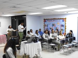 Lee más sobre el artículo Jornada de capacitación en la Zona Libre de Colón