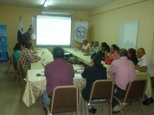 """Lee más sobre el artículo Corregidores de Veraguas se capacitan sobre """"Allanamiento y Resoluciones Judiciales"""""""