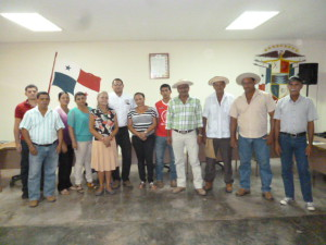 Lee más sobre el artículo Capacitación a municipios de la provincia de Los Santos