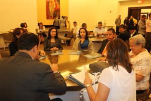 Lee más sobre el artículo Secretaria general participa en presentación de diagnóstico de la OEA