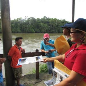 Lee más sobre el artículo Visita al Puerto de Coquira en Chepo