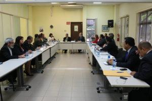 Lee más sobre el artículo Presentación de  informes a la Comisión de Estado por la Justicia