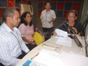 Lee más sobre el artículo Divulgación de la mediación comunitaria en la emisora Stereo Ritmo Chiriquí 92.9 F.M.
