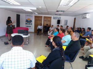 Lee más sobre el artículo Funcionarios de la (ANATI) Veraguas, conocen sobre el Código Uniforme de Ética