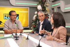 Lee más sobre el artículo Entrevista en Primero Panamá