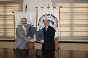 Lee más sobre el artículo Procuraduría de la Administración y Ministerio de Gobierno firman acuerdo y convenio