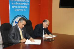 Lee más sobre el artículo Procuraduría de la Administración y SERTV firman convenio