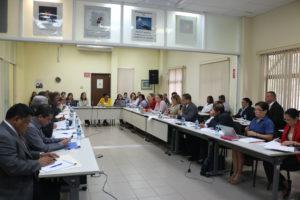 Lee más sobre el artículo Avanza implementación de la ley de justicia comunitaria de paz