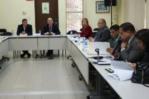 Lee más sobre el artículo Comisión para la Implementación de la ley sobre Justicia Comunitaria de Paz presenta informe