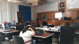 Lee más sobre el artículo Jornada de capacitación: Las pruebas en los juicios de policía