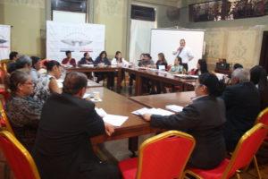 Lee más sobre el artículo Formación inicial de los aspirantes a jueces de paz