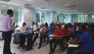 Lee más sobre el artículo Curso de formación dirigido a los aspirantes al cargo de jueces de paz del primer distrito judicial