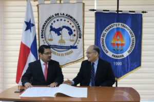 Lee más sobre el artículo La Autoridad del Tránsito y Transporte Terrestre firma la carta de compromiso de la RIEP