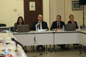 Lee más sobre el artículo Comisión Interinstitucional rinde informe sobre los avances en materia de Justicia de Paz