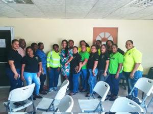 Lee más sobre el artículo Servidores de la Junta Comunal de Cativá, distrito de Colón se capacitan