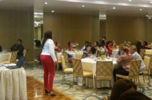 Lee más sobre el artículo Conferencia: Empoderamiento de la mujer y desarrollo profesional