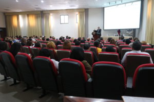"""Lee más sobre el artículo Conferencia: """"Modelo de gestión de las casas de justicia en Colombia"""""""