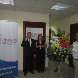 Lee más sobre el artículo Se inaugura Oficina Regional de la Defensoría del Pueblo en instalaciones de la Secretaría Provincial de Darién con sede en Chepo
