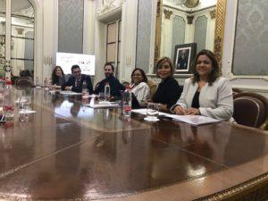 Lee más sobre el artículo Visita de Intercambio a España para conocer buenas prácticas en Métodos alternos de resolución de conflictos