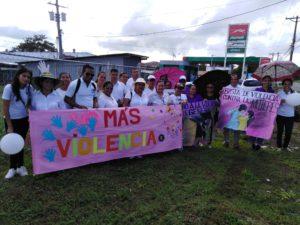 Lee más sobre el artículo Día Internacional de la No Violencia contra la Mujer