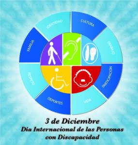 Lee más sobre el artículo 3 de diciembre, Día Internacional de las Personas con Discapacidad