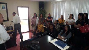 Lee más sobre el artículo Asistencia Técnica a funcionarios municipales que imparten Justicia Comunitaria de Paz, en Chame