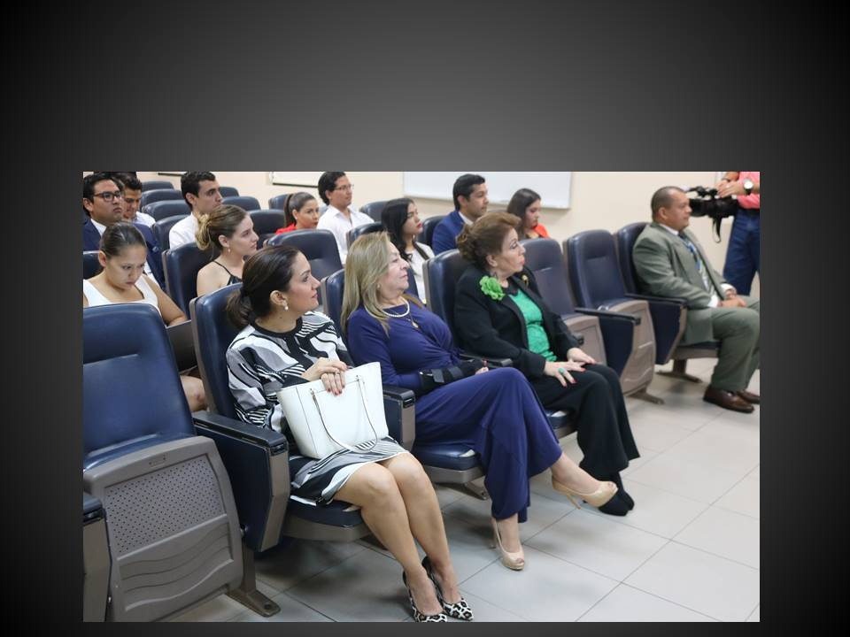 Lee más sobre el artículo Ceremonia de Clausura de Pasantía Intersemestral de Verano 2019