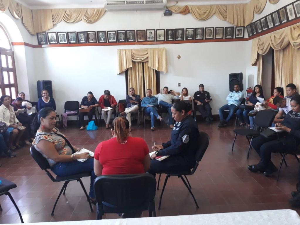 Lee más sobre el artículo Formación de mediadores comunitarios en Coclé
