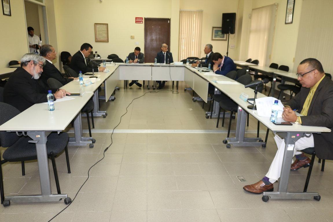 Lee más sobre el artículo Pacto de Estado busca definir proceso de evaluación  de aspirantes a magistrados