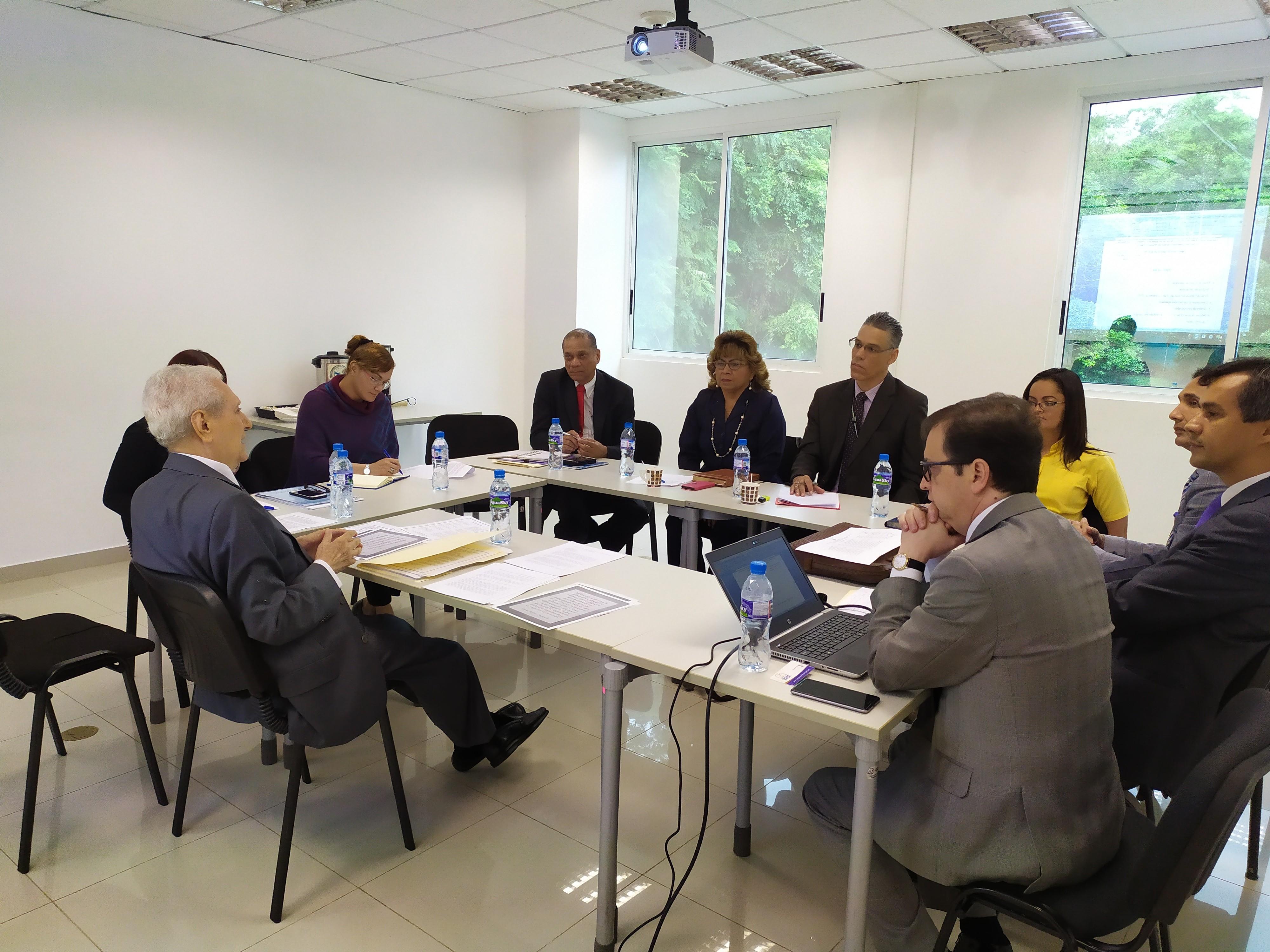 Lee más sobre el artículo Procuraduría de la Administración sede de reunión Comisión de Ética