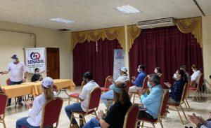 Lee más sobre el artículo Participación de la Secretaría Provincial de Veraguas en reunión convocada por SENADIS