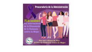 Lee más sobre el artículo Día Internacional para la Eliminación de la Violencia contra las Mujeres