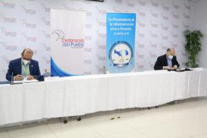 Lee más sobre el artículo Procuraduría de la Administración y la Defensoría del Pueblo suscriben convenio Marco de Cooperación sobre mediación de conflictos ciudadanos