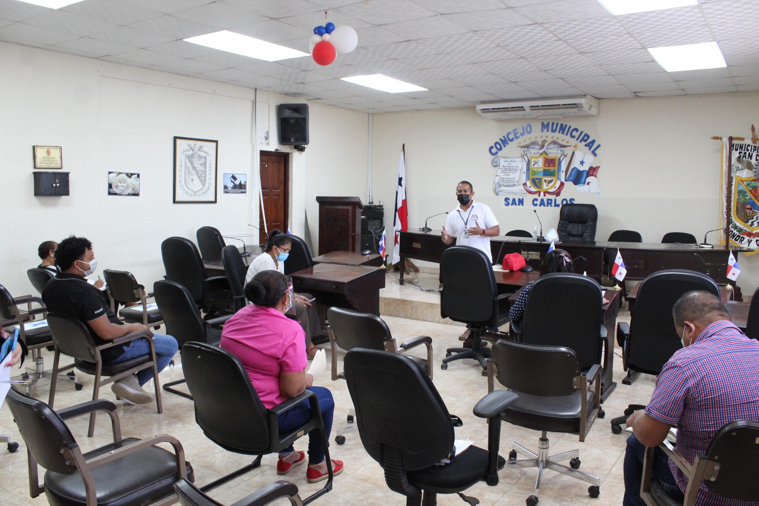 Lee más sobre el artículo Asistencia técnica en el Municipio de San Carlos