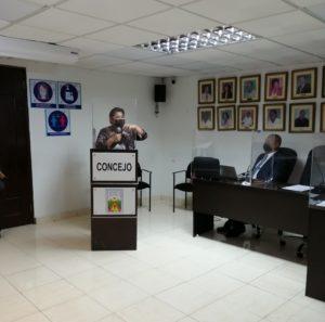Lee más sobre el artículo Concejo Municipal de San Miguelito concedió cortesía de sala a la Secretaría de Asuntos Municipales