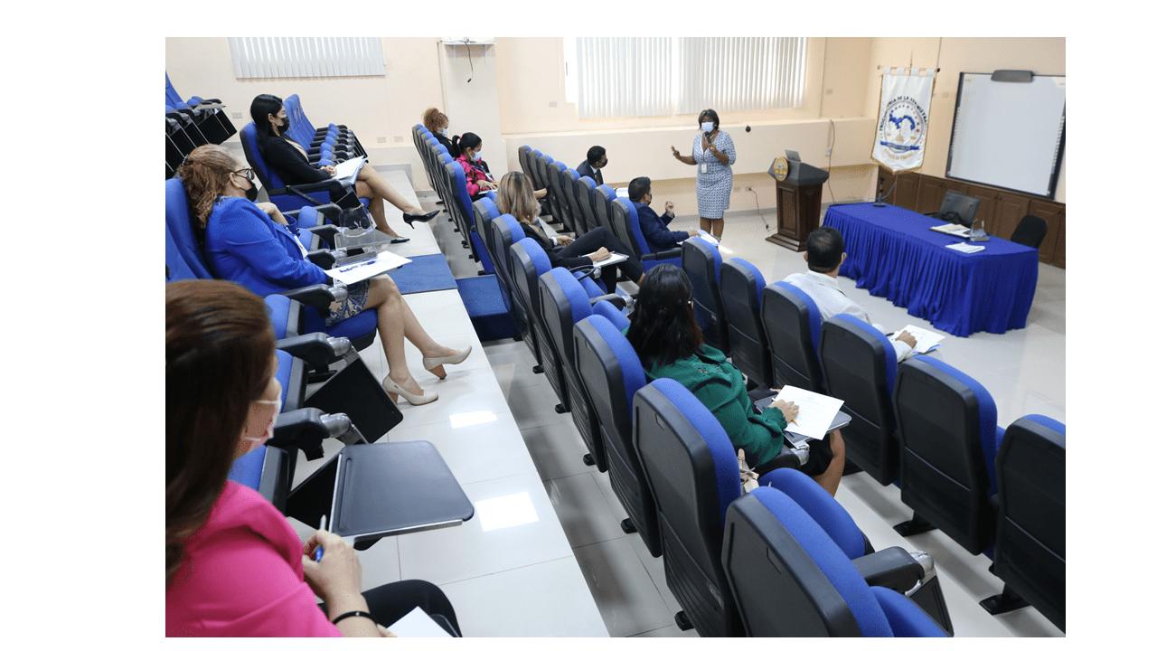 Lee más sobre el artículo Departamento de Derecho Administrativo brindó capacitación a funcionarios del IFARHU
