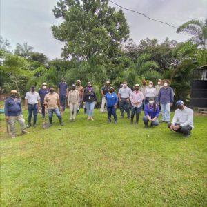Lee más sobre el artículo Secretaría Provincial de Veraguas, de la Procuraduría de la Administración participó de jornada de reforestación