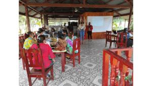 Lee más sobre el artículo Culmina jornada de capacitación a los jueces de paz de la provincia de Darién y la Comarca Emberá Wounaan