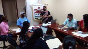 Lee más sobre el artículo Asistencia técnica y exposición de experiencias del convenio con el Municipio de Santa María
