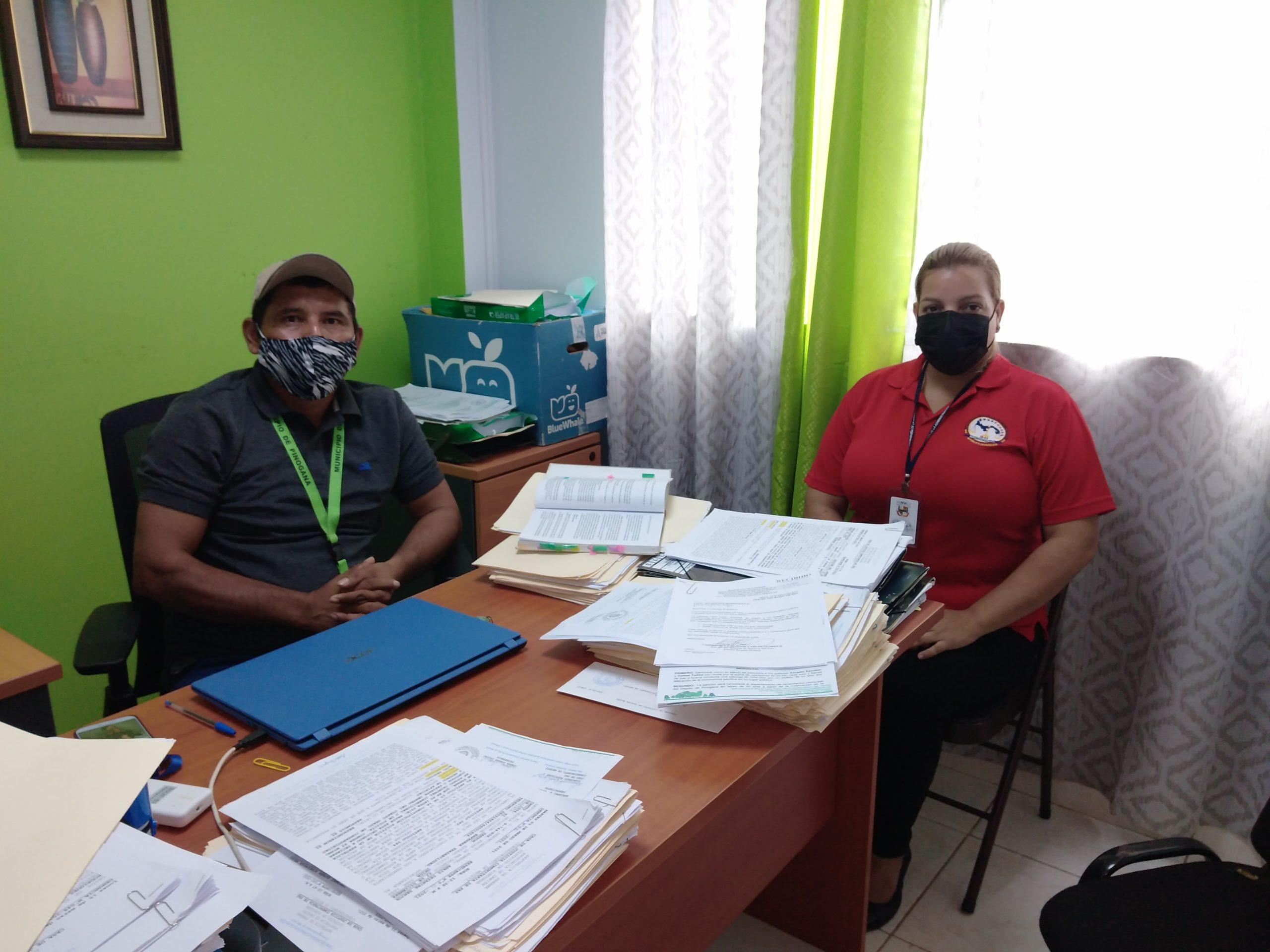 Lee más sobre el artículo Secretaría Provincial de Darién y Panamá Este brinda asistencia técnica a jueces comunitarios de paz