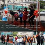 Fomentando la solución pacífica de los conflictos y fortaleciendo la convivencia social en Colón