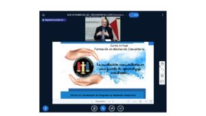 """Lee más sobre el artículo Inauguración del curso virtual """"Formación en mediación comunitaria"""""""