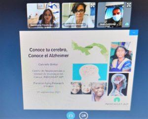 Lee más sobre el artículo Conmemoración al Día Mundial del Alzheimer