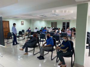 Lee más sobre el artículo Reunión con jueces de paz de la provincia de Herrera