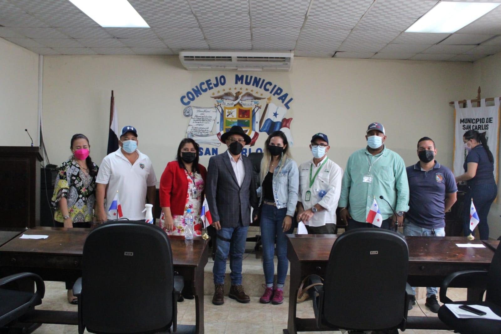 Lee más sobre el artículo Secretaría de Asuntos Municipales brinda asesoría a funcionarios del Municipio de San Carlos